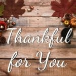 Happy Thanksgiving 2019 from Legacy CPA to you and yours